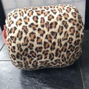 Vintage Leopard Muff